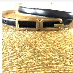 DG Dolce and Gabbana belt